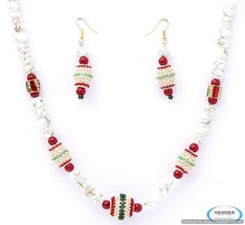 Vendee Traditional antique fashion necklace set 5000