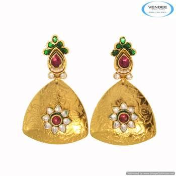 Vendee Stud diamond fashion earring 6671
