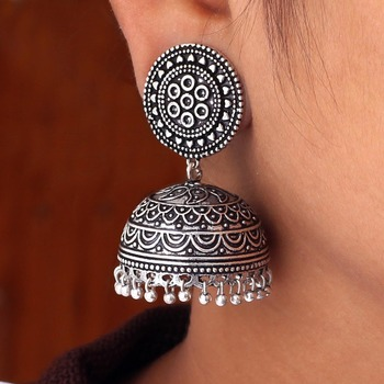 Buy Hot Sales Amazing New Look Handmade Oxidised Silver