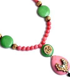 Buy Green emerald necklaces Necklace online