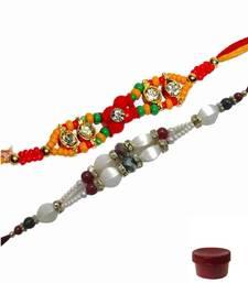 Buy Traditional rakhi pair express-rakhi online