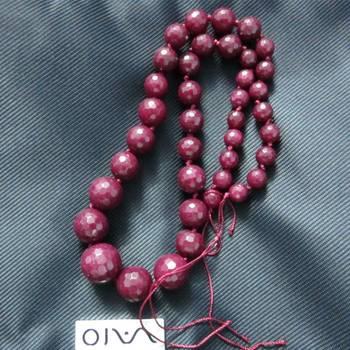 Hot selling semi precious necklace