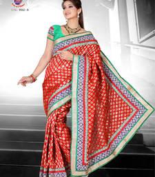 Buy MARUTI FASHION BANARSI saree brocade-saree online