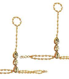Buy Traditional Hath Panja For Women Fashion Jewellery haath-phool-hath-panja online