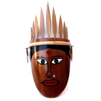 Tribal Mask :Woman