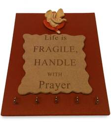 Buy Life is Fragile Key Holder wall-hanging online