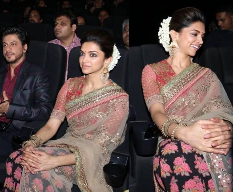 Deepika padukone saree hairstyles for wedding