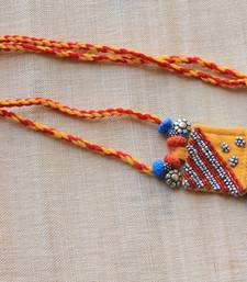 Buy Embroidered neckpieces Necklace online
