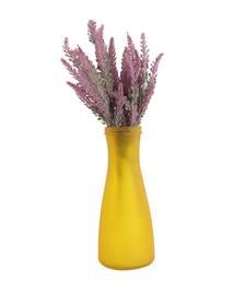 Buy Beautiful purple shade decorative artificial flowers artificial-flower online