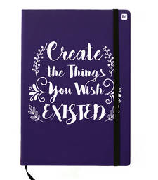 Buy Premium Diary Blue Leather Hardbound Cover Classic Diary stationery online