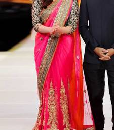 Buy YAMI GAUTAM  IN NET SAREE other-actress-saree online
