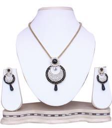 Buy Black diamond pendants Pendant online
