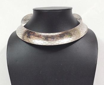 Antique Metallic Necklace