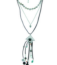 Buy Long Chain Pandent Necklace for Women Girls Necklace online