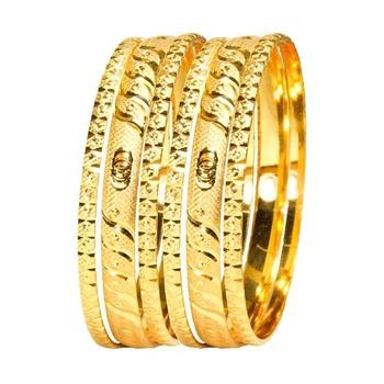 Gold gold_plated gemstone-bracelets