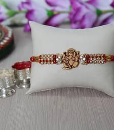 Buy Divine Ganesha Rakhi fancy-rakhi online