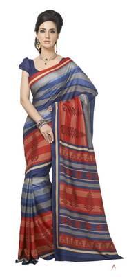bhagalpuri style E7518A saree