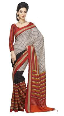 bhagalpuri style E7512B saree