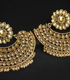 Buy Elegant meenakari jhumki's. Earring online