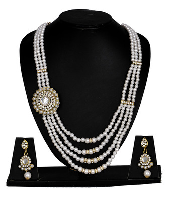 Multicolor Crystal necklace-sets
