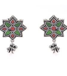 Buy Multicolor diamond earrings jewellery-below-300 online