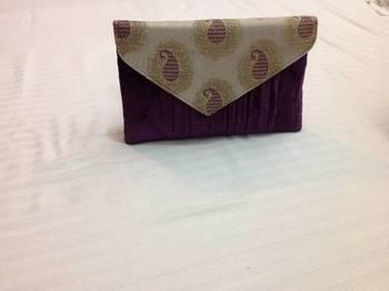 Purple envelope