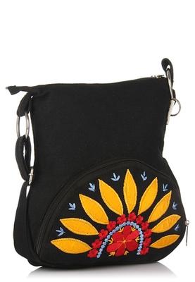 Black Sunflower Sling