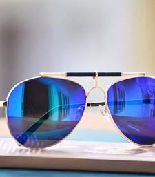 Buy BLUE GOLD SUNGLASSES sunglass online