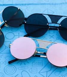 Buy ROSE GOLD SUNGLASSES sunglass online