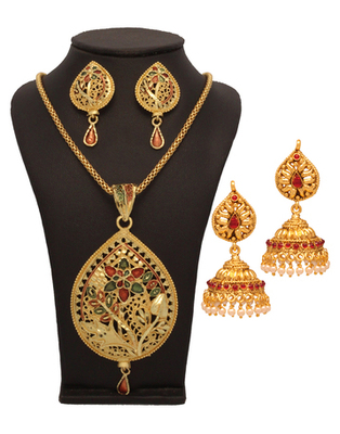 Traditional party  combo jewellery