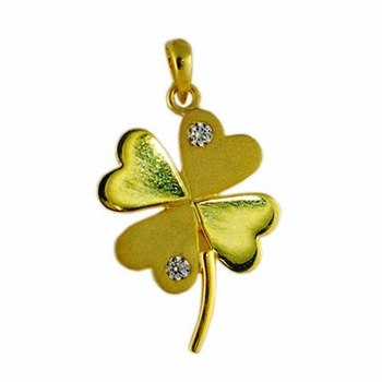 925 GOLD PLATED PENDANT