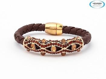 Vendee-Diamond Fashion Bracelets (5717C)