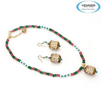 Vendee-Graceful fashion Necklace jewelry (6863)