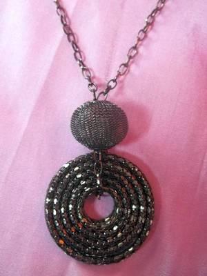 chunky fashion necklace