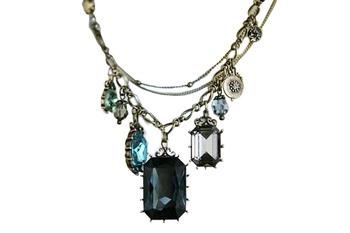 Vintage Chunks Necklace
