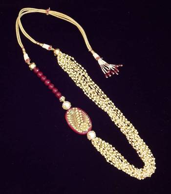 Traditional Ethnic Necklace