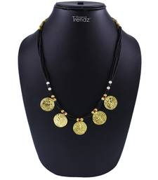 Buy Handmade Traditional Gold Plated Ethnic Five Laxmi Pendal Jewellery Mangalsutra for Womens mangalsutra online