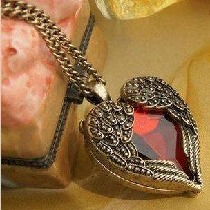 Morcrest Royal Bohemian Heart Necklace