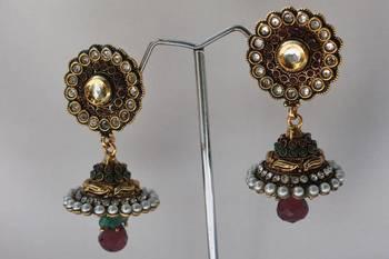 Anitque Ethnic earrings
