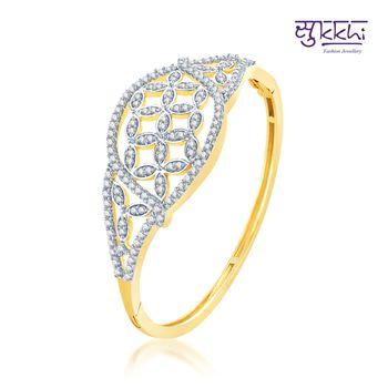 Sukkhi Splendid Gold and Rodium plated C