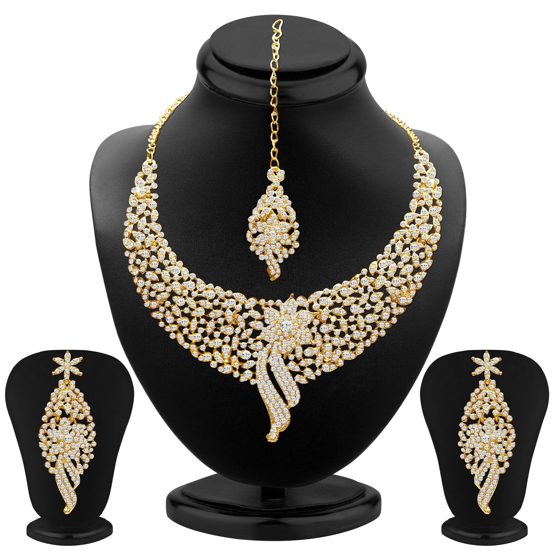 set kundan necklace product