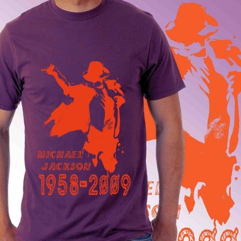 Micheal Jackson Pop Mens T-shirt