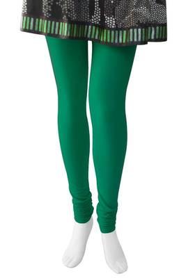 Just Women - Medium Aquamarine coloured 4 Way Stretch Leggings