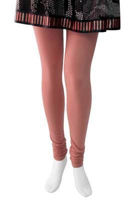 Just Women - Plum coloured 4 Way Stretch Leggings