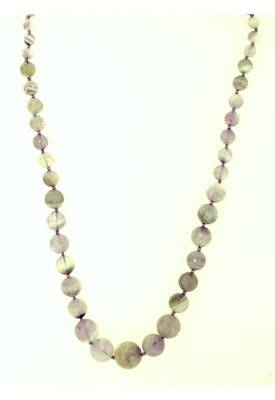 Just Women - Genuine Amethyst Necklace for the Creative Woman