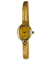 Buy New Gold Plated Ladies Bangle Watch Mothers Day Gift gifts-for-mom online