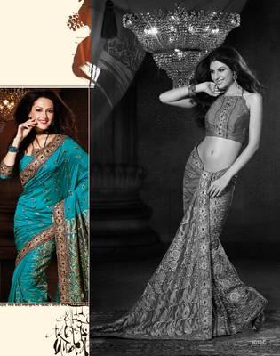 Designer Sari Nimmy 6010B