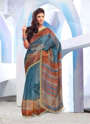 Designer SuperNet Sari magic1017