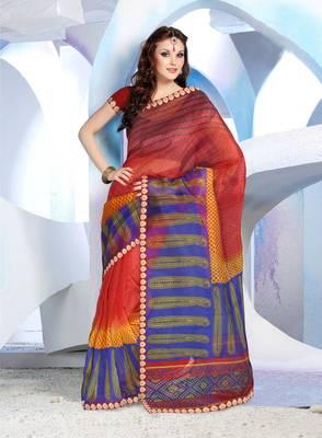 Designer SuperNet Sari magic1022
