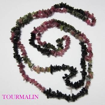 Tourmalin Uncut Beads